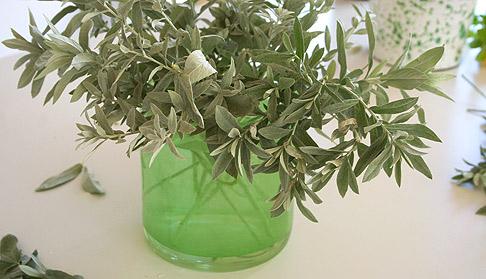 Kitchen Vase Filler Ideas