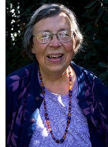 Barbara Worl rosarian
