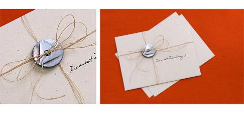 Button-Envelope