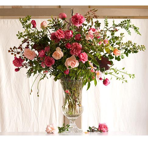 Rose Arranging