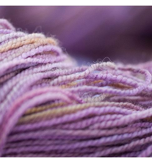 Lavender-yarn