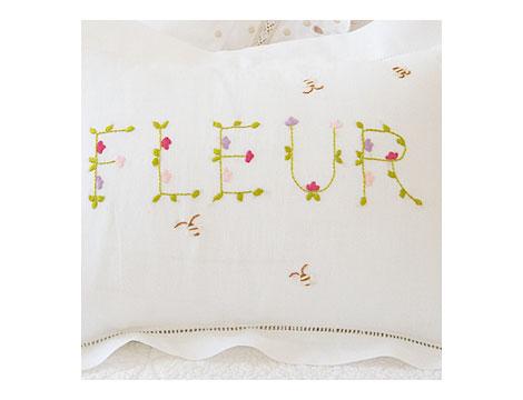 Fleur-Pillow