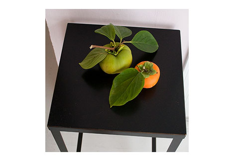 Persimmons-on-table