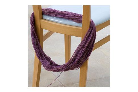 Yarn-ready-to-roll