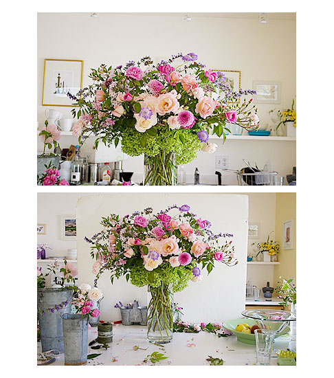 RoseBouquetHowtos2 This bouquet might look simple actually once