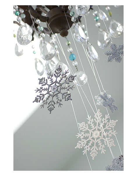 Snow-Flake-Ornaments