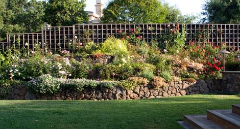 3 Tier Rose Garden