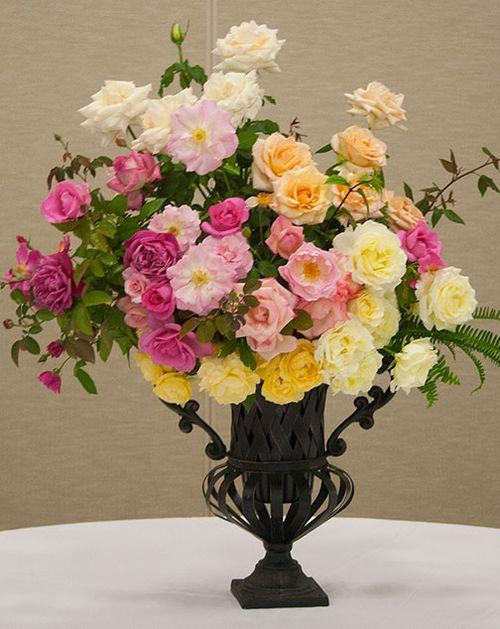 Urn-bouquet
