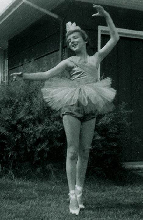 Carolyn-ballet
