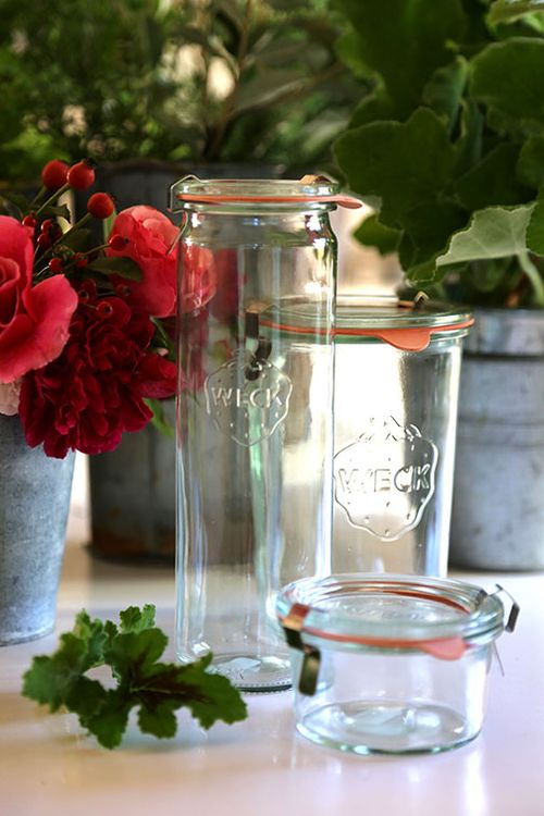 Weck-jars
