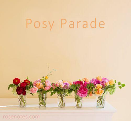 Posy-parade