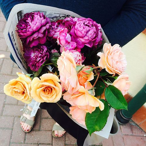 Taking-home-roses